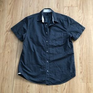 Men Gap button down in size Medium.